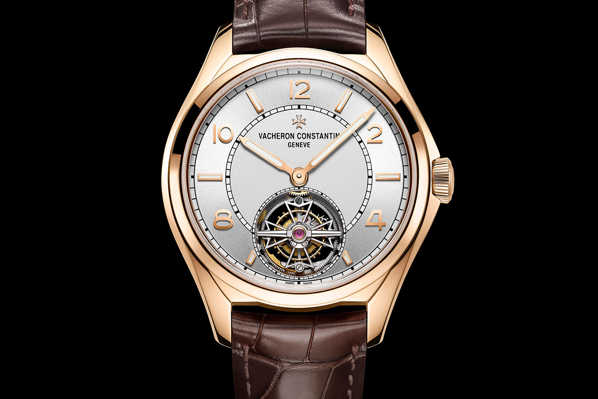 The Vacheron Constantin FiftySix Tourbillon