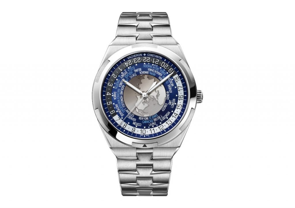 Vacheron Constantin Overseas World Timer