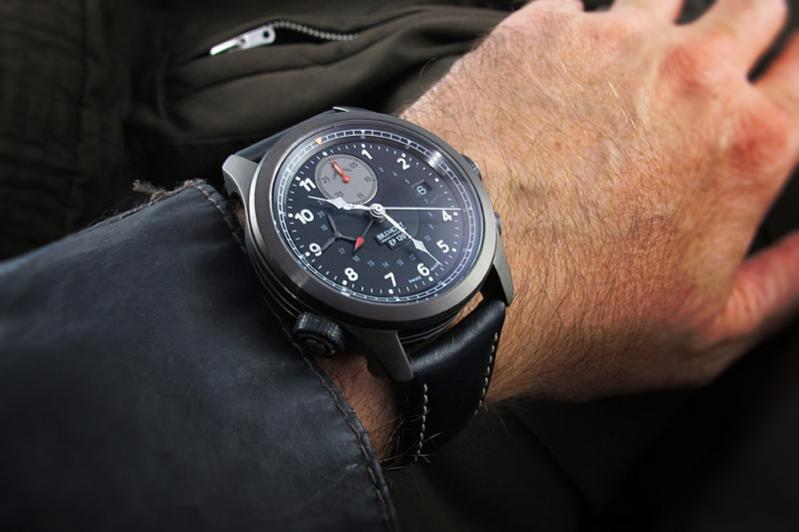 The limited edition EP120 from Bremont