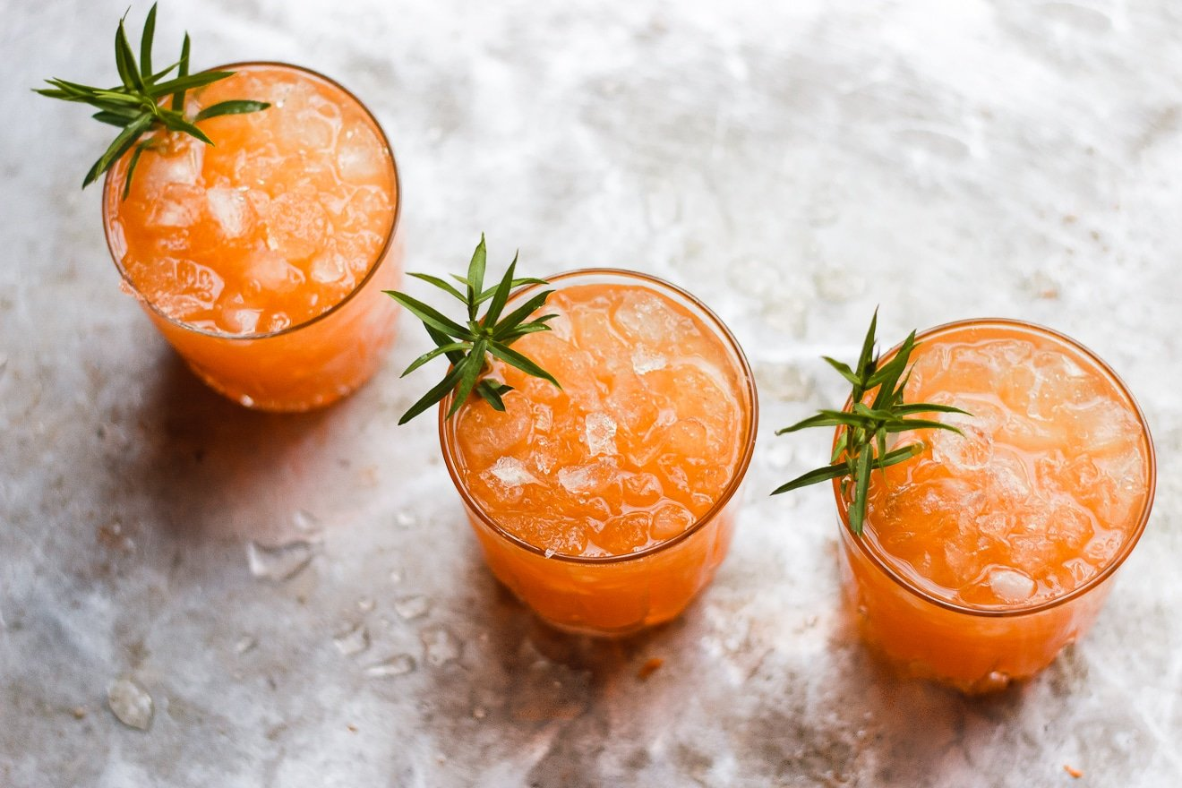 Don't knock it until you try it - The cocktail with a carrot combo is a game changer