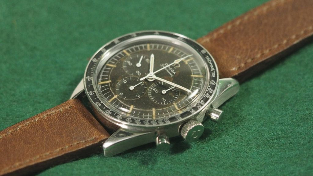 This Omega was not modified, but rather had other parts from different models added to it