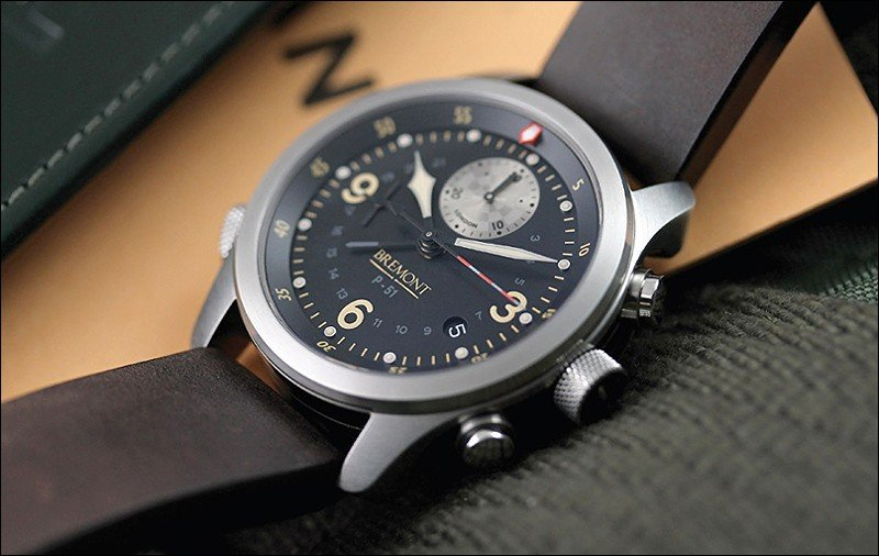 The P-51 from Bremont takes inspiration from the legendary P-51 Mustang