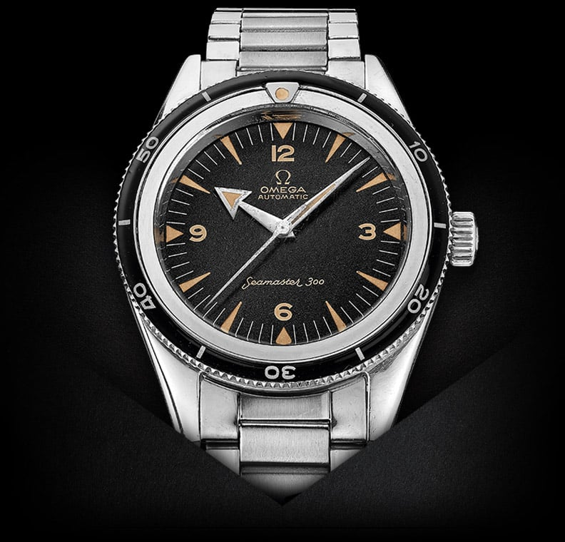 The original Seamaster 300 is one of the most iconic dive watches ever made