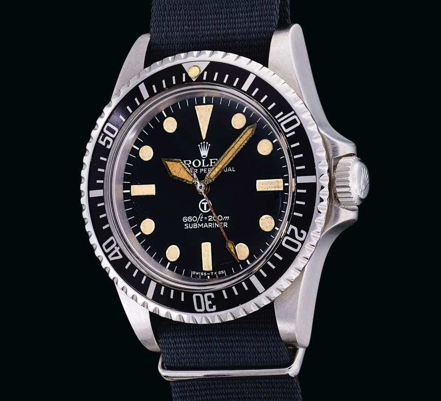 Vintage Rolex Highlights