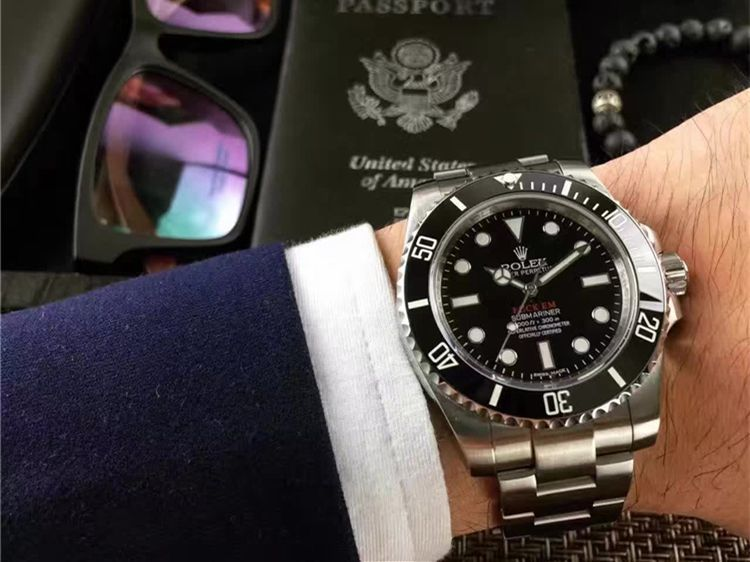 The $50,000 Rolex Submariner Modified by Supreme