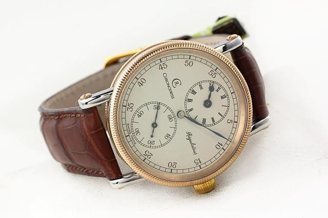 The Chronoswiss Regulateur was the first automatic watch with a Regulator dial