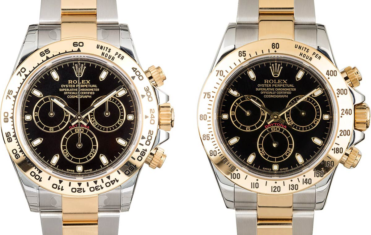 Watch Compare: Rolex Daytona 116503 vs Daytona 116523
