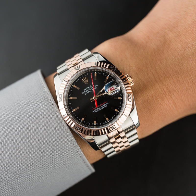 Watches and Drinks