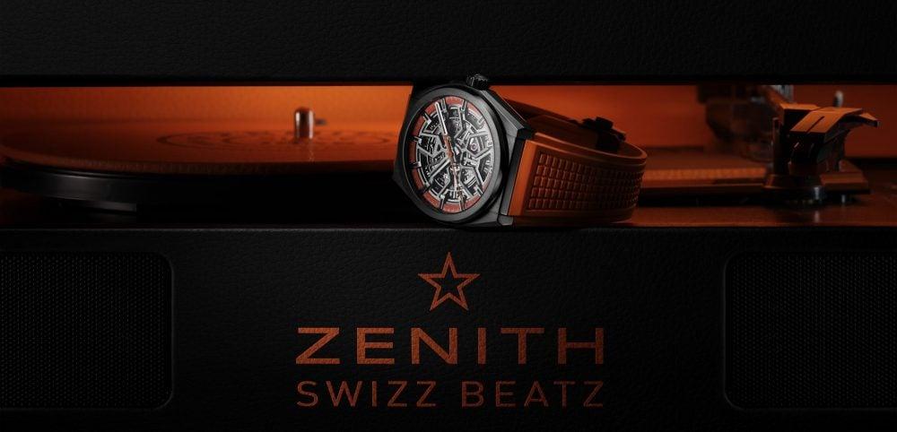 Zenith Swizz Beatz