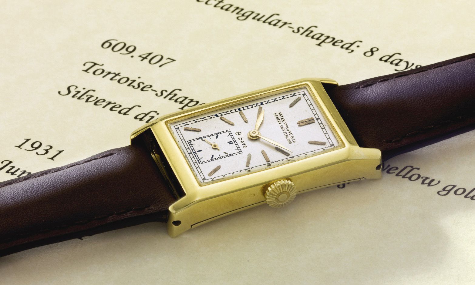 Sotheby's Important Watches Auction