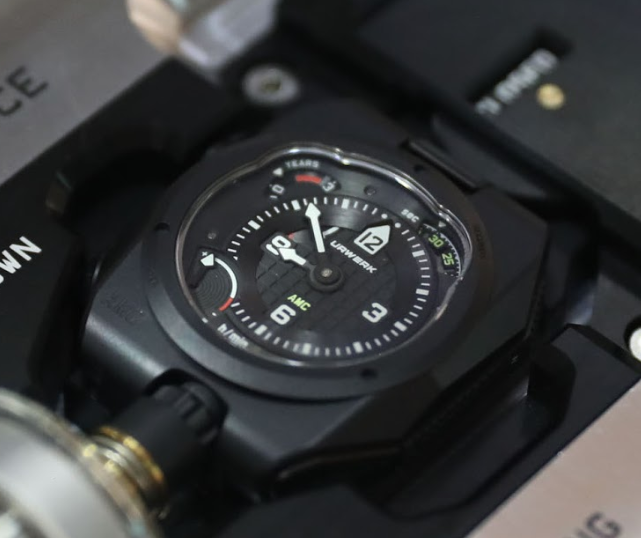 Urwerk's Atomic Clock