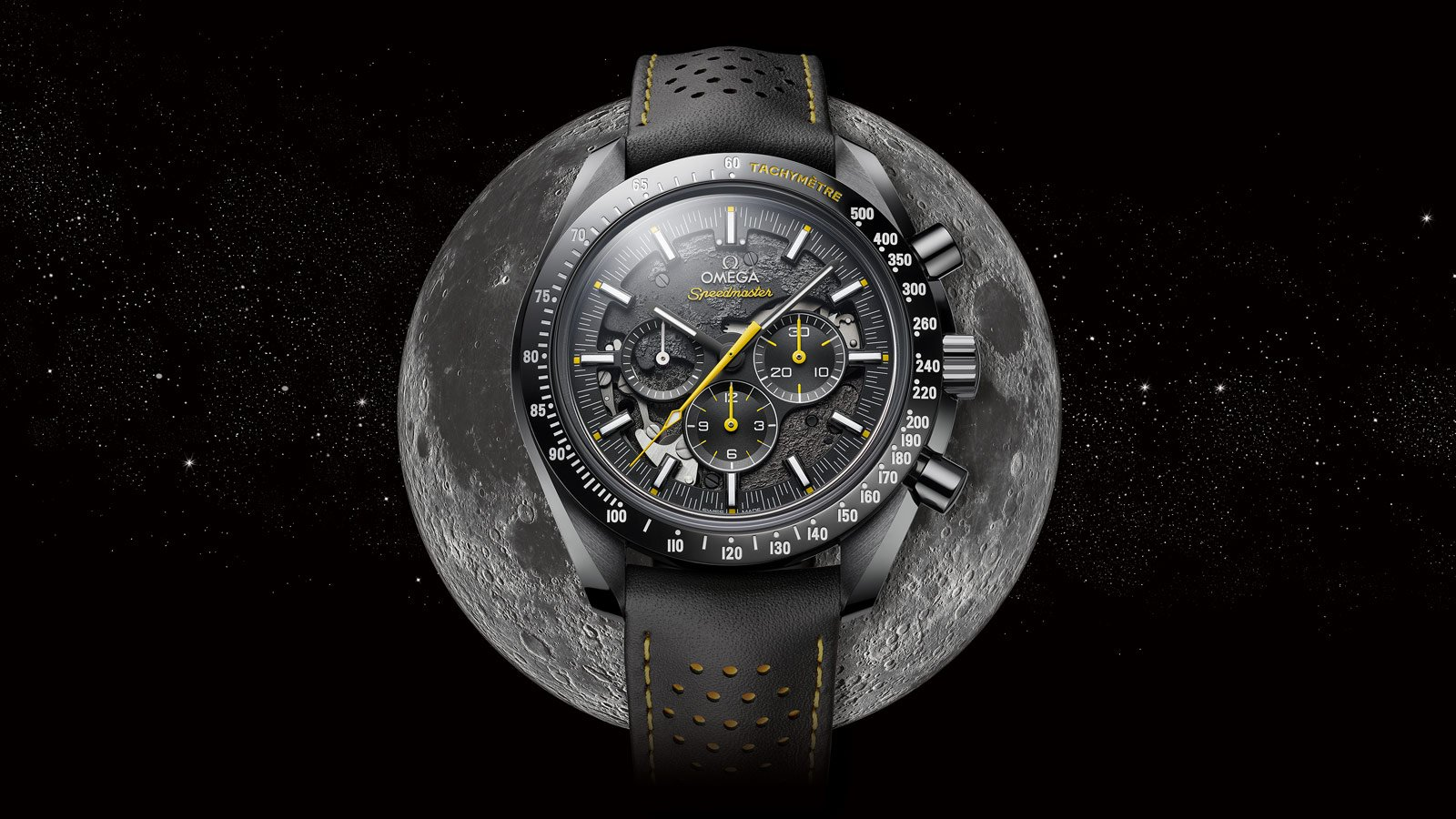 Omega Dark Side of the Moon