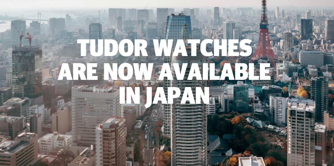 Tudor in Japan