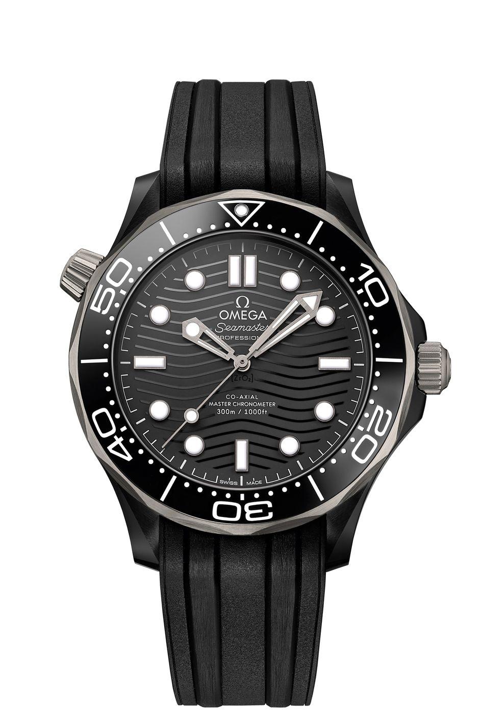 Seamaster Diver 300m