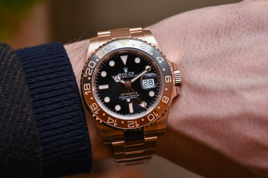 Everose GMT