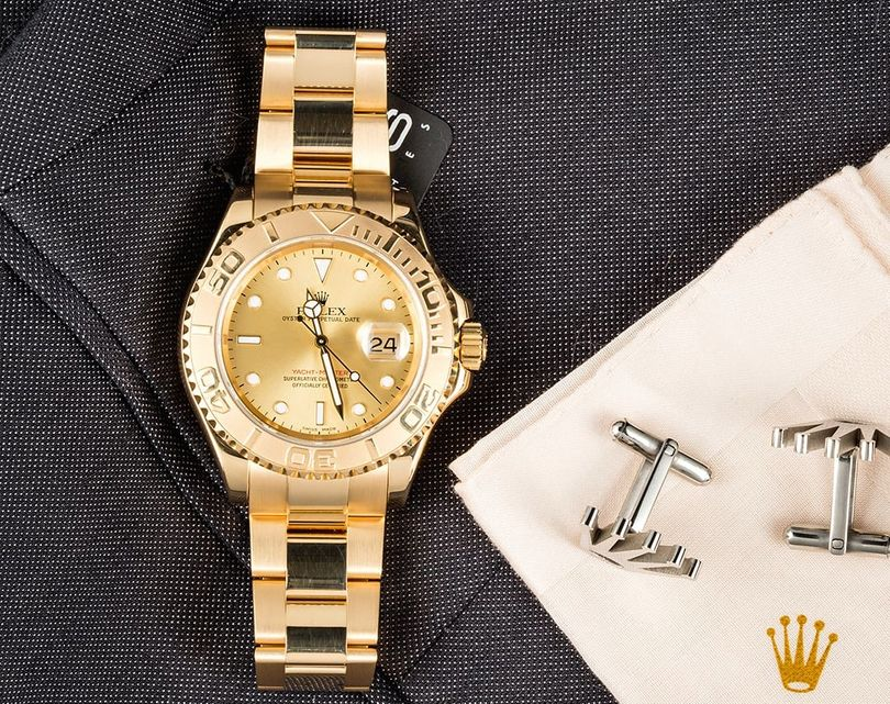 Yellow Gold Rolex