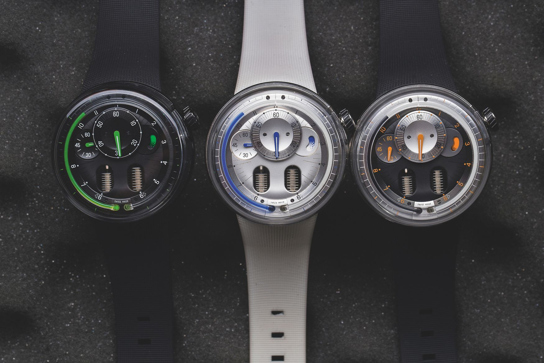 Non-Conventional Watches