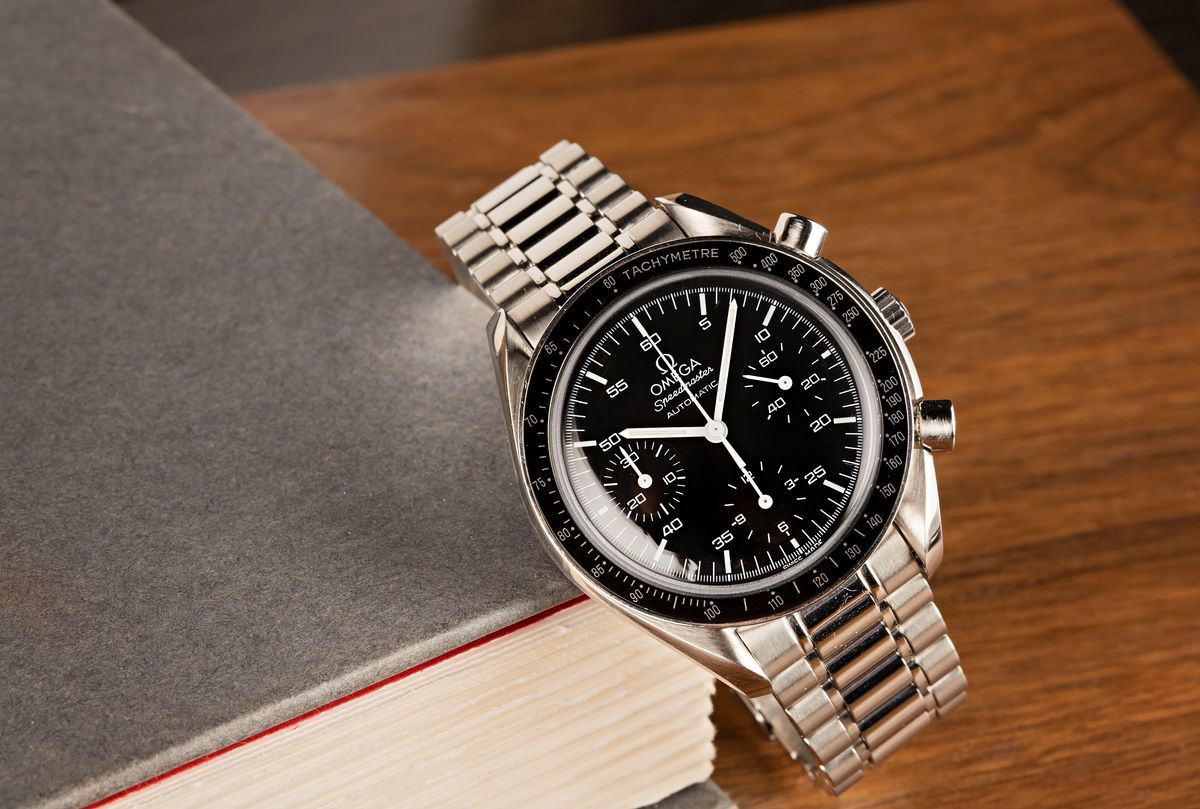 Omega Speedmaster Reduced – The Ultimate Buying Guide