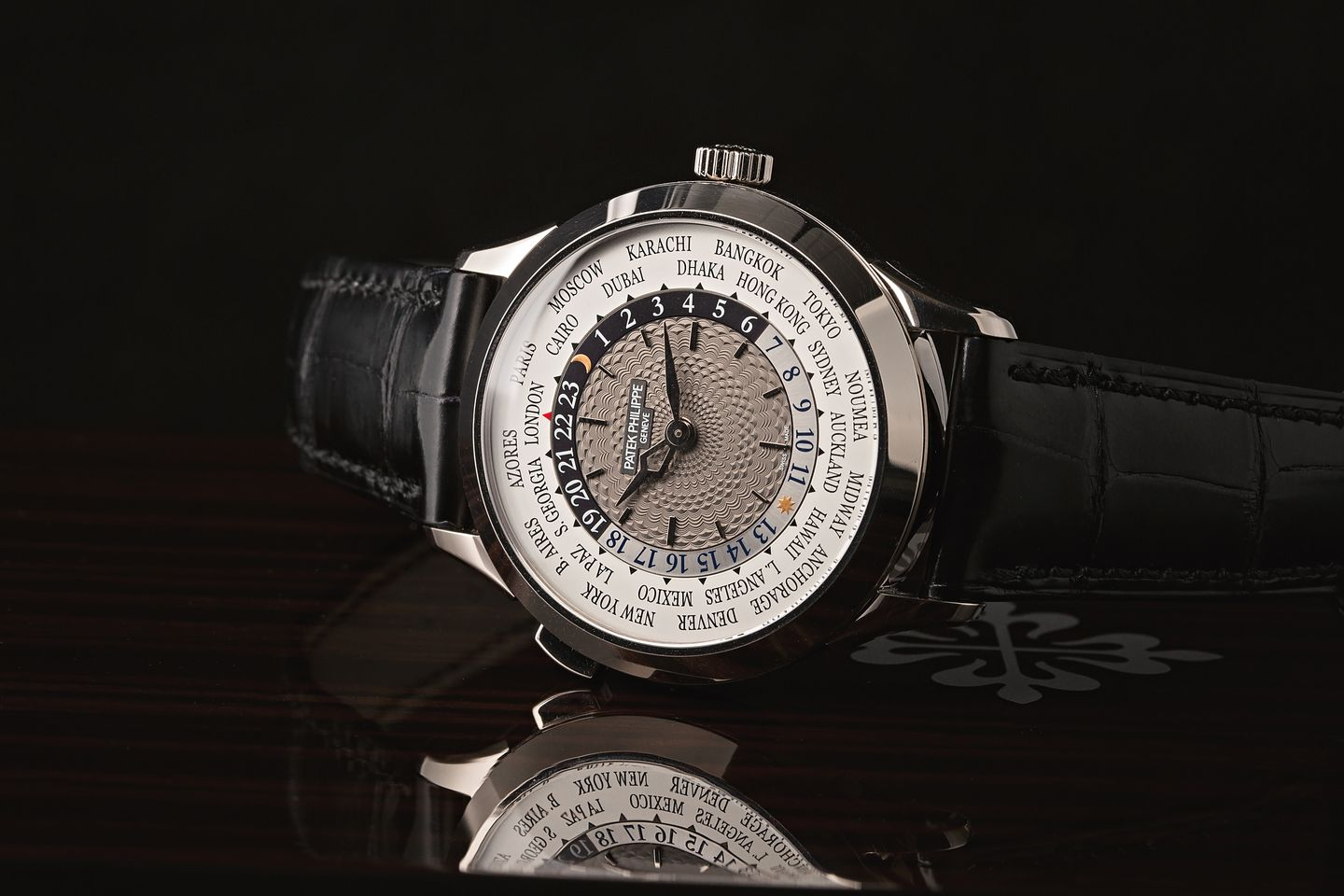 Patek Philippe Better Rolex Compare World Time