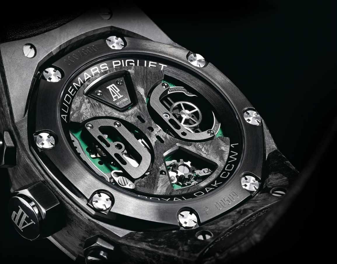 Royal Oak Concept Carbon