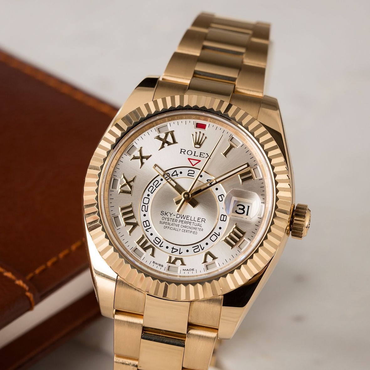 What Does a $50,000 Rolex Look Like?