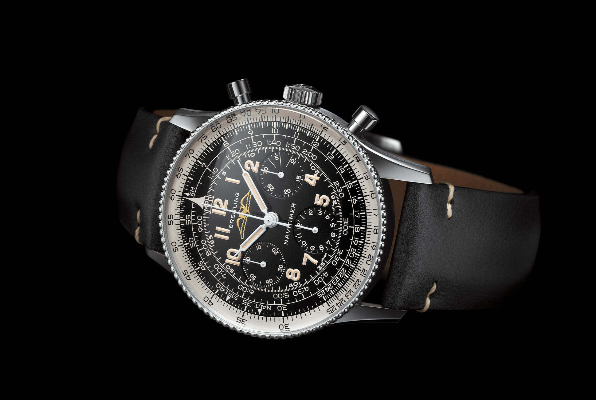 Why Breitling Heritage Reissue Watches Work so Well Navitimer 806 1959 Edition