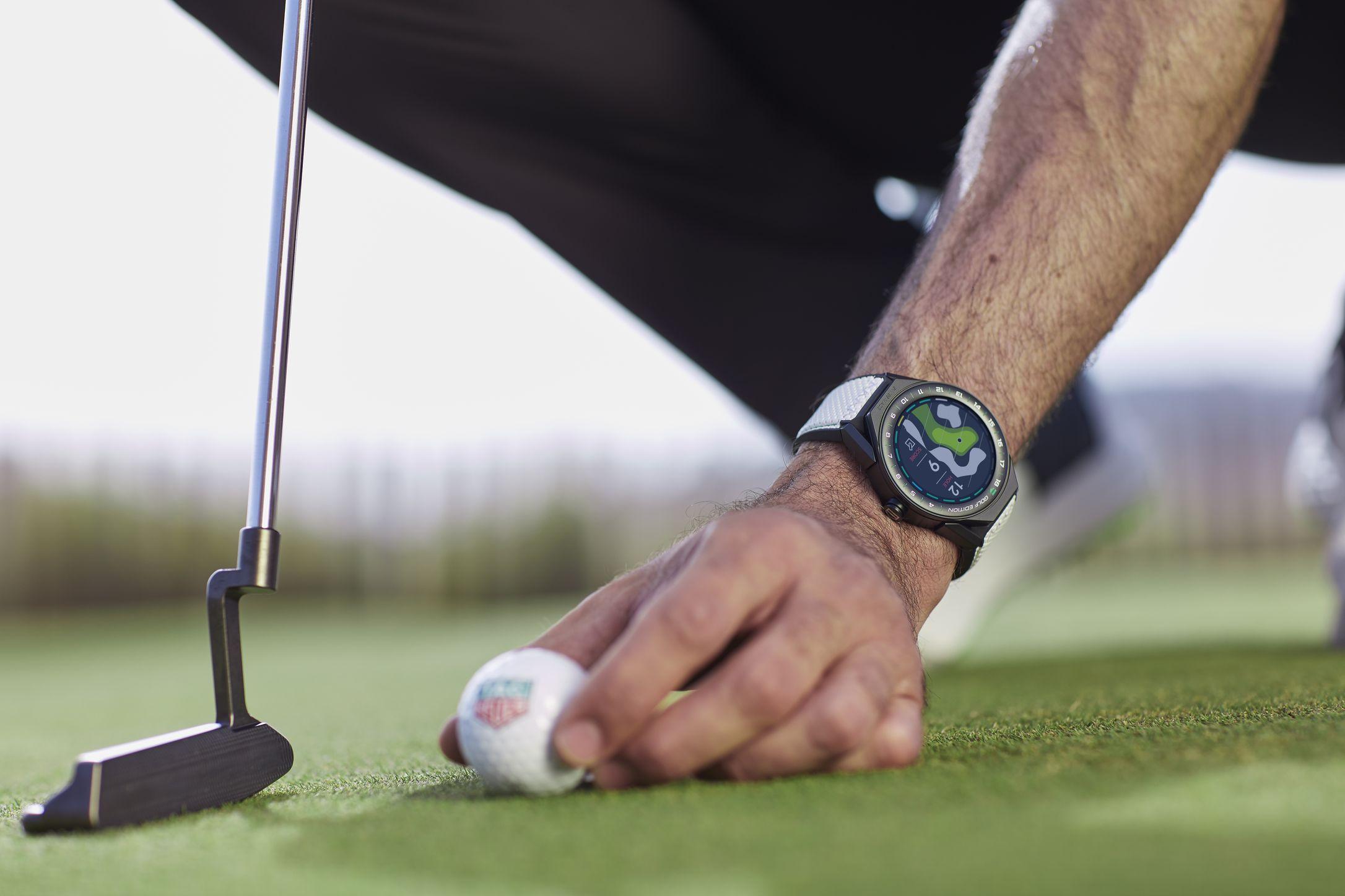 golf watch