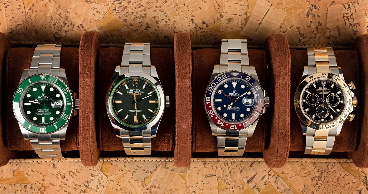 Rolex Reference Numbers Letters Guide