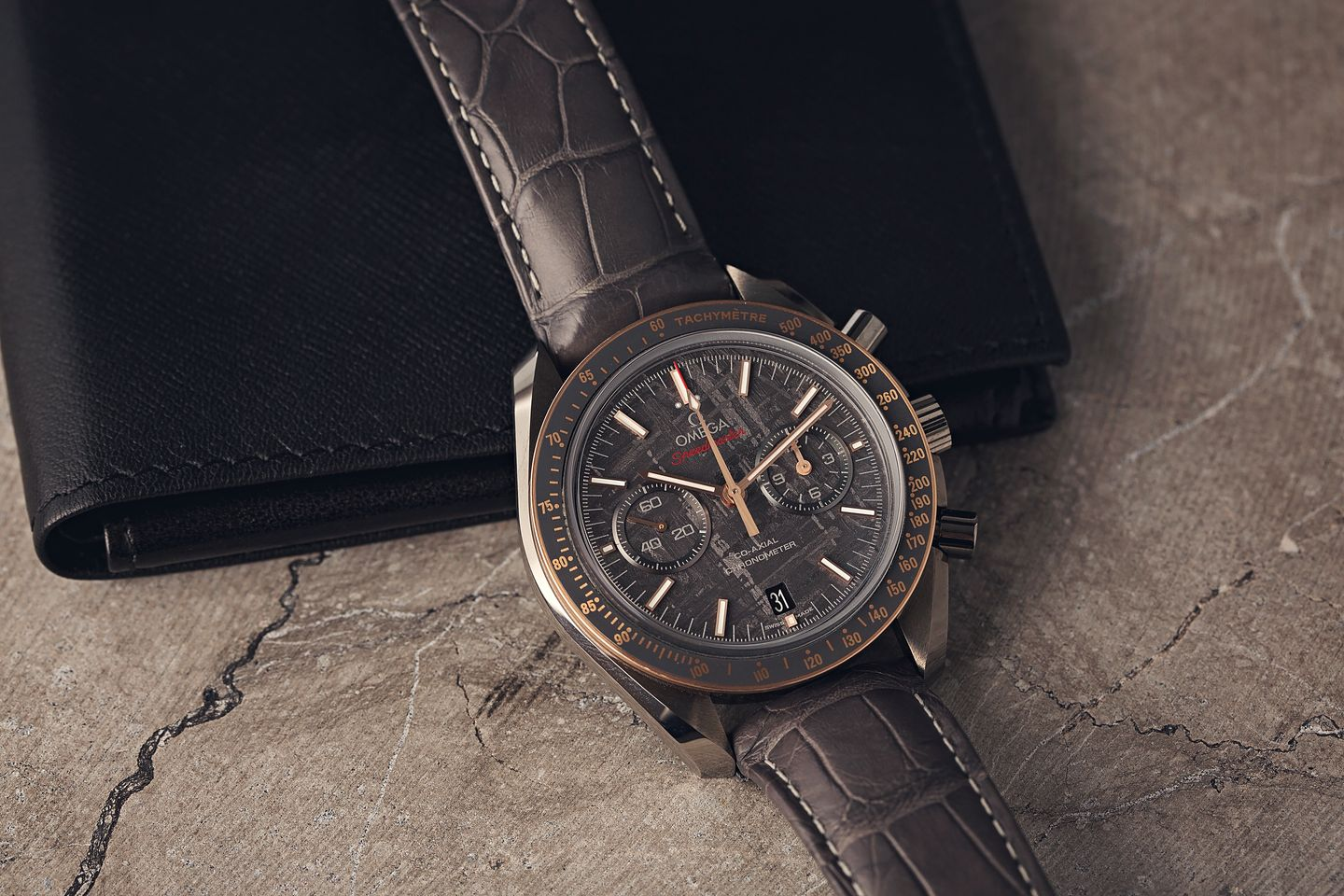 Speedmaster Dark Side