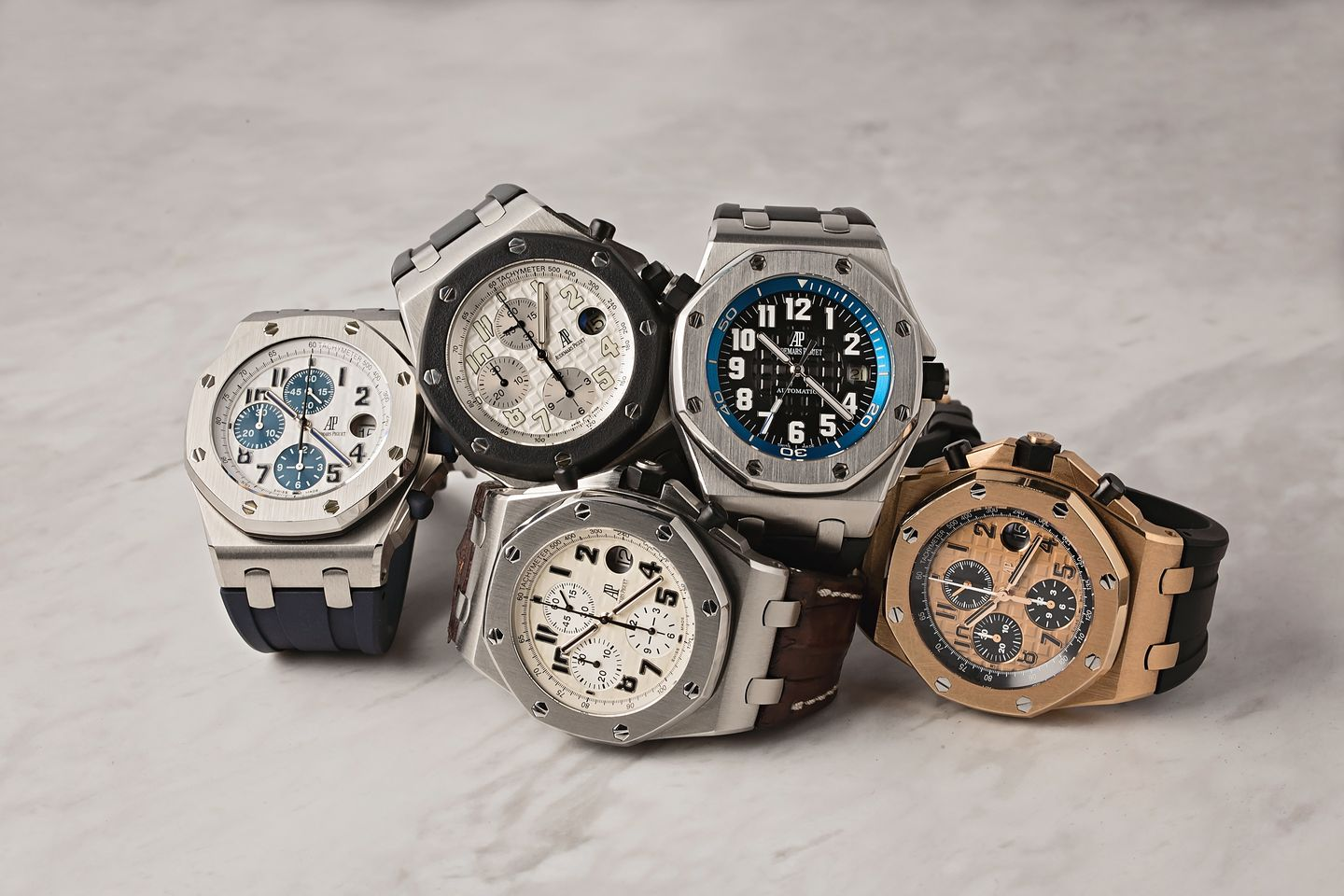 rap and hip-hop artists AP royal oak audemars piguet offshore