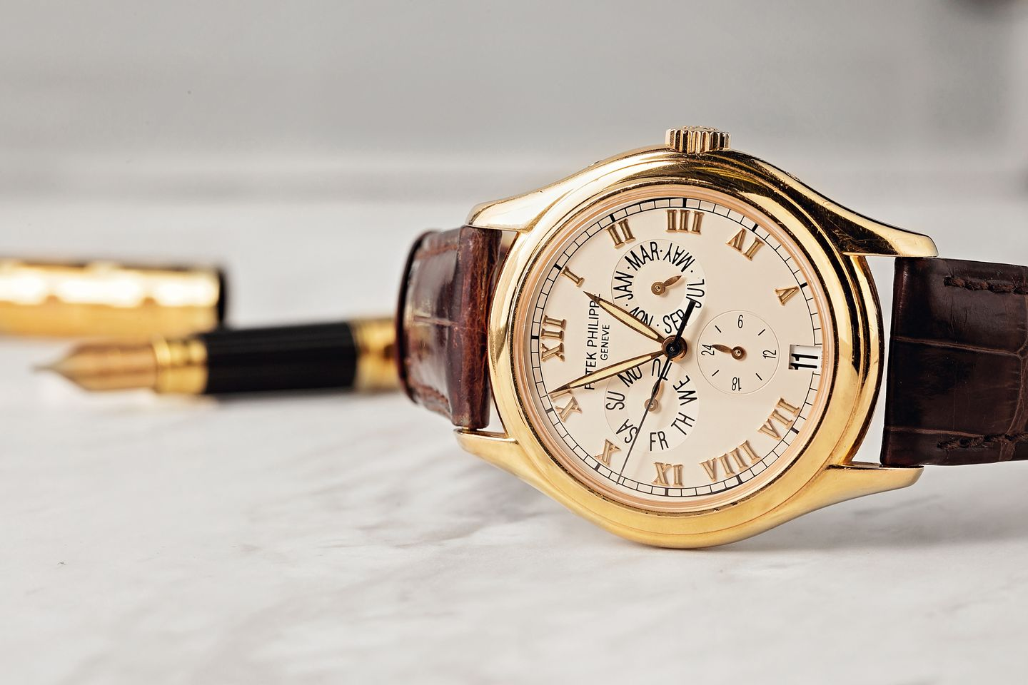 Watches & Wonders Geneva Patek Philippe Annual Calendar 5035R