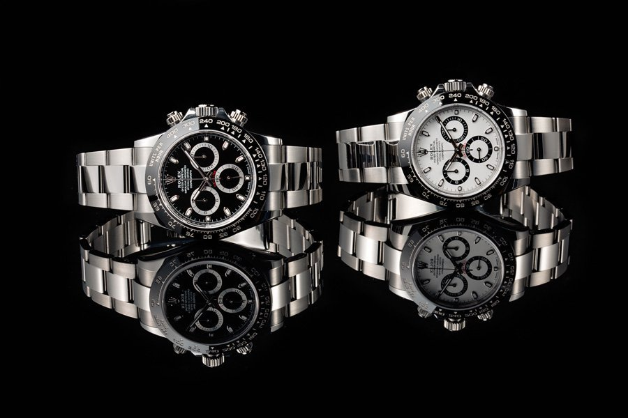 Rolex Stainless Steel Watches Rolex Daytona 116500LN ceramic