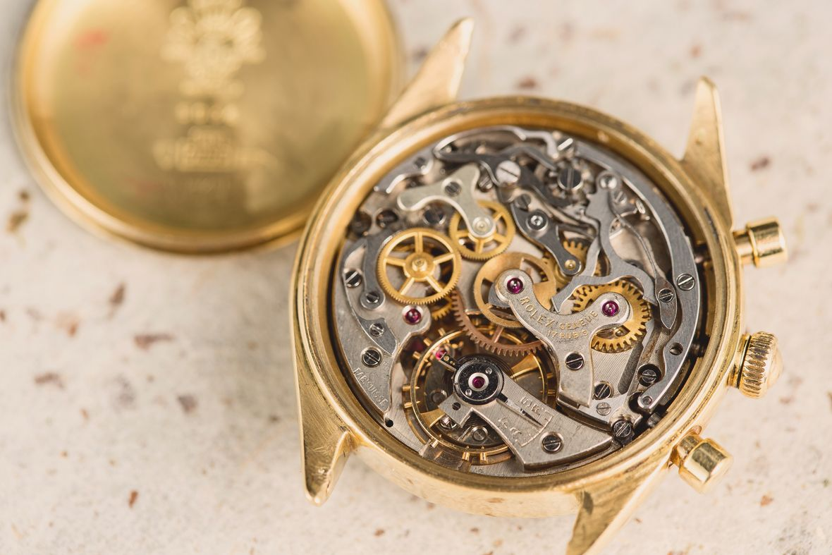 Rolex Myths Vintage Daytona Outsourced Valoujx Movement