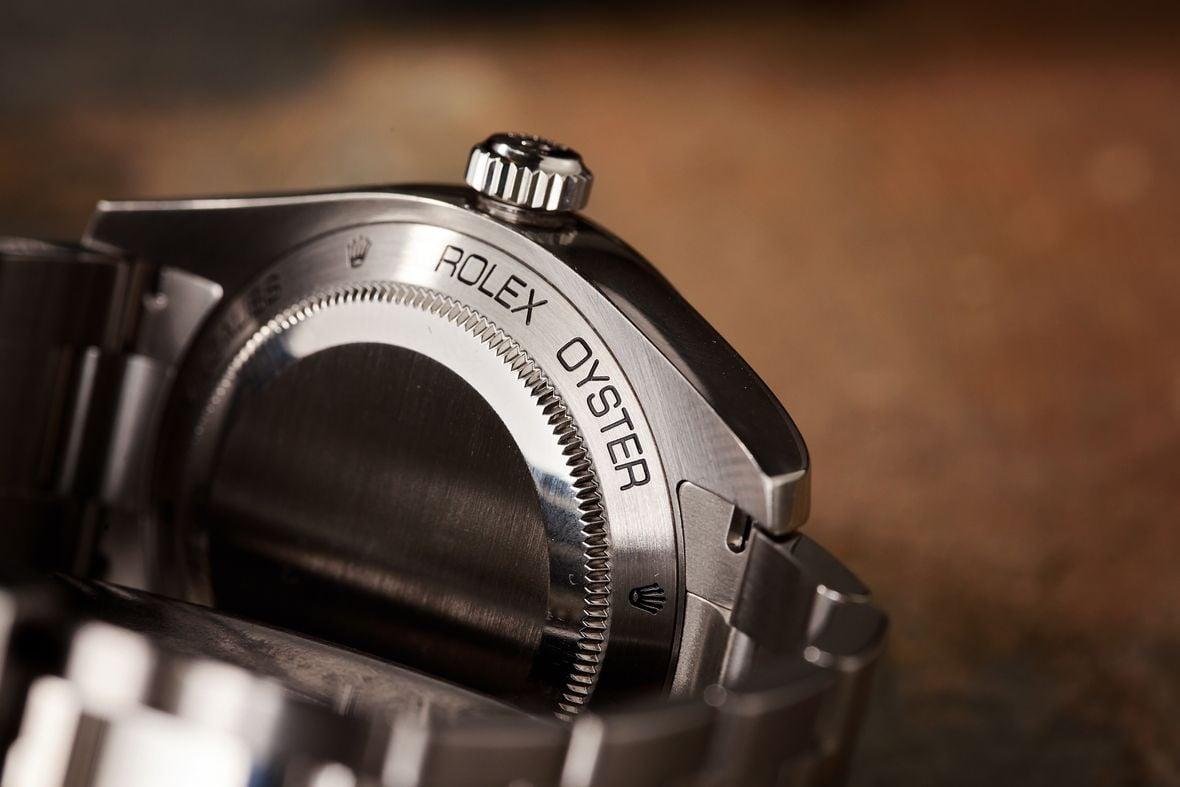 Rolex Myths Milgauss Case-Back Engraving