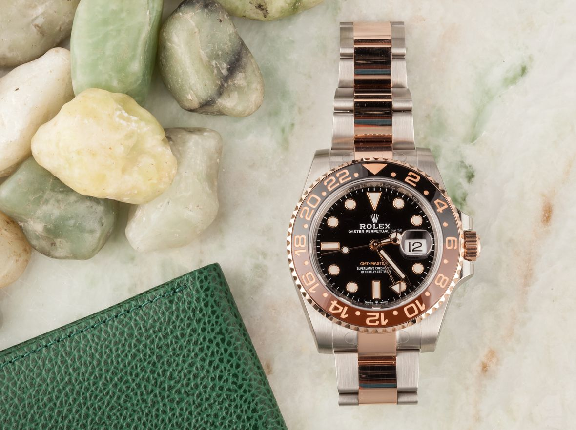Rolex Root Beer GMT-Master II reference 126711CHNR