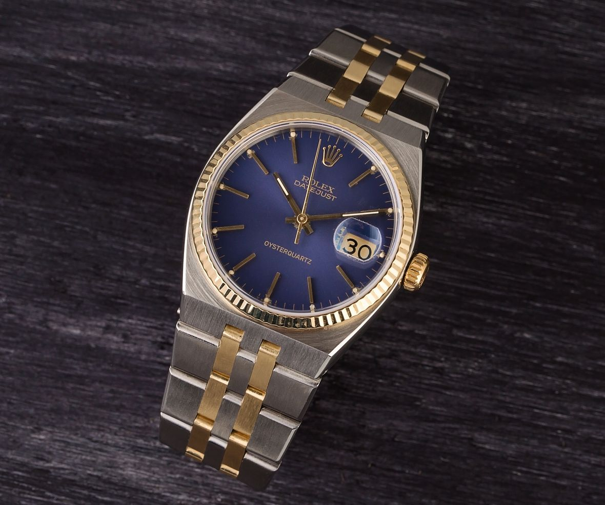 Rolex Myths Oysterquartz Datejust Quartz Watches