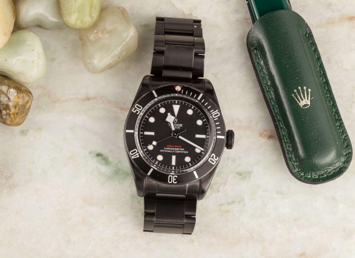 Tudor Heritage Black Bay DarkDive Watch 79230DK