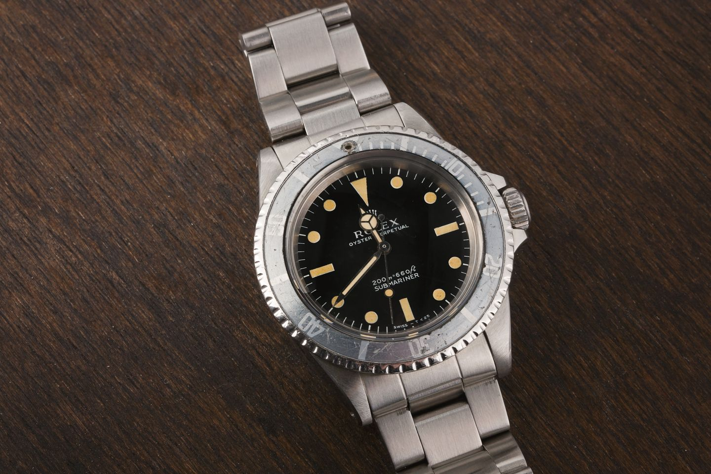 Vintage Rolex Submariner First Watch