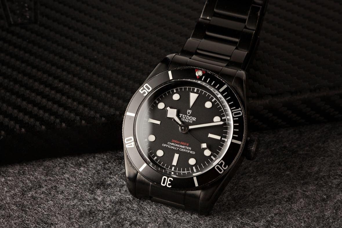 Tudor Black Bay DarkBlacked Out 79230DK