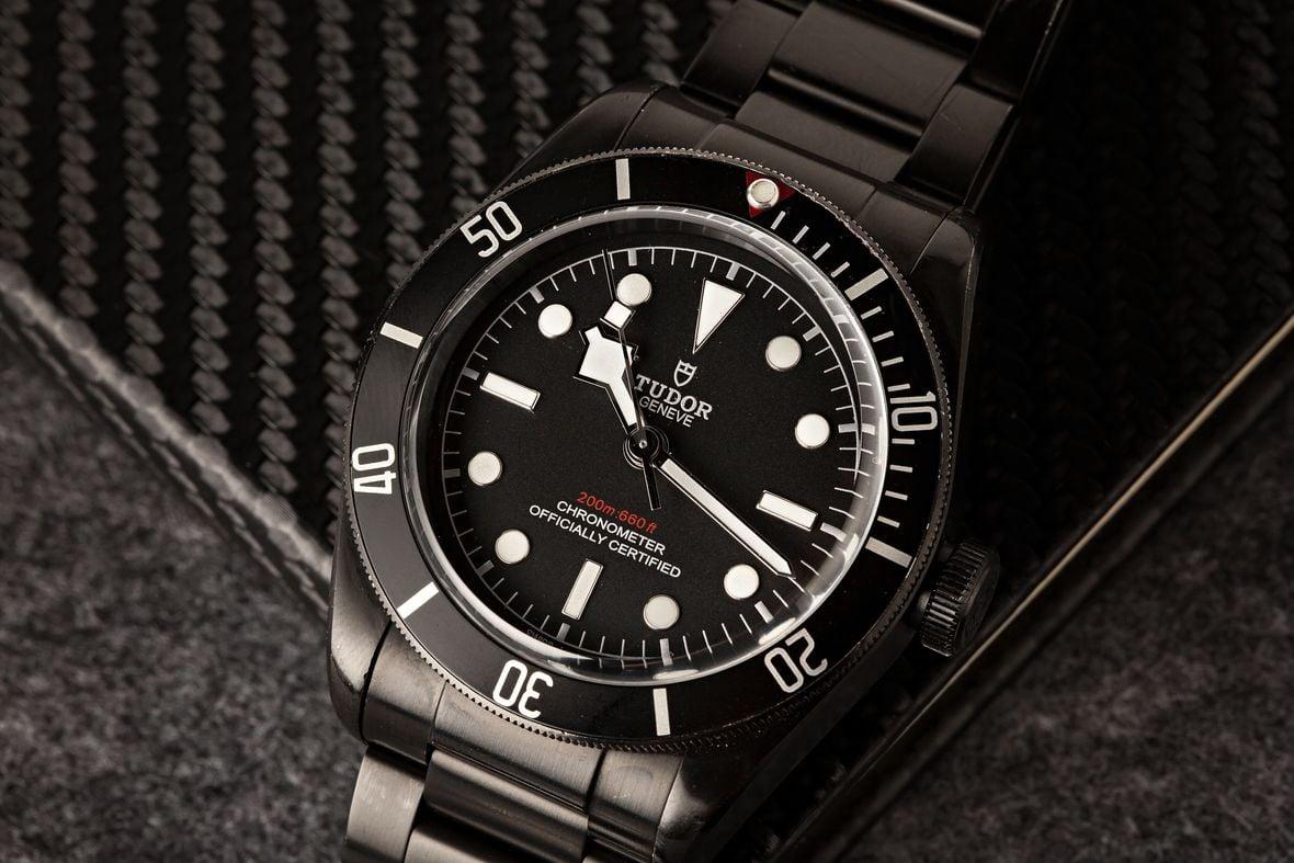 Tudor Black Bay Dark79230DK