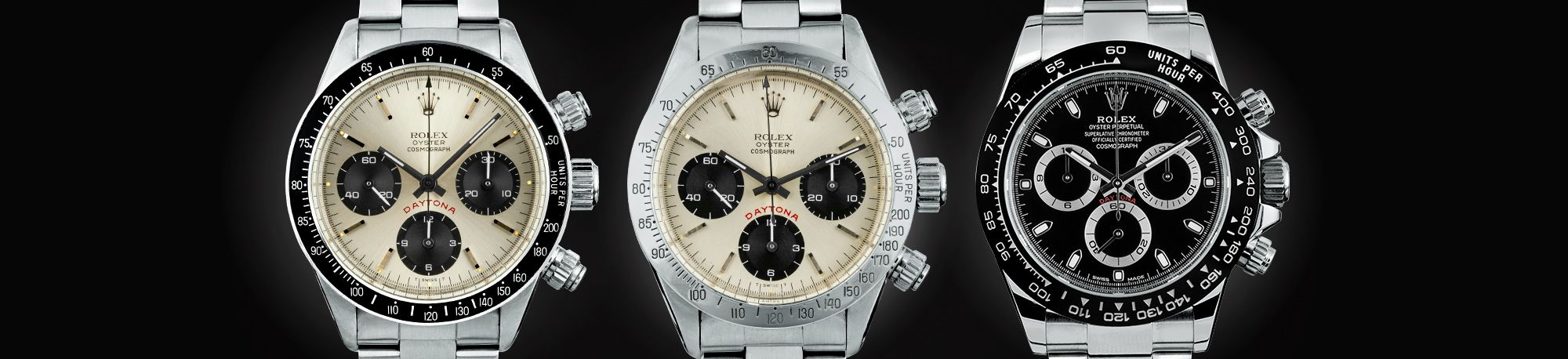 The Rolex Daytona Capsule Collection