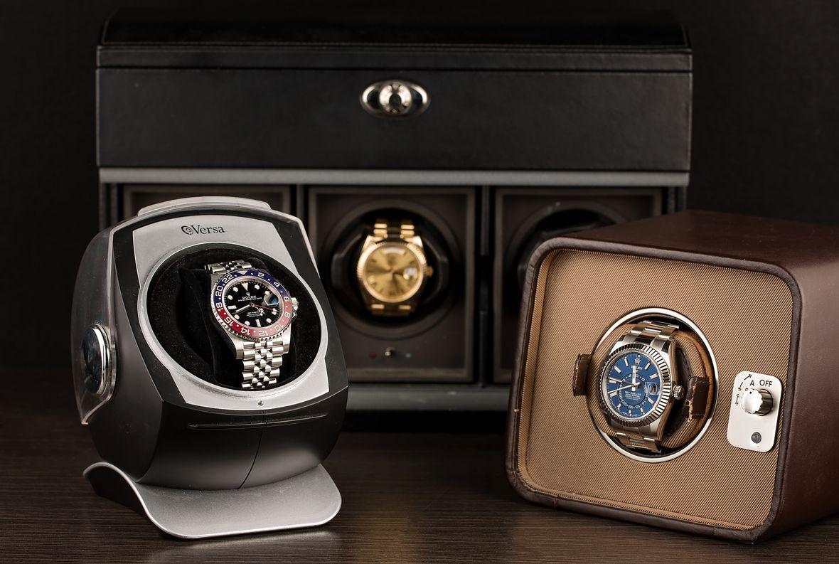 Everything You Need to Know About Watch Winders