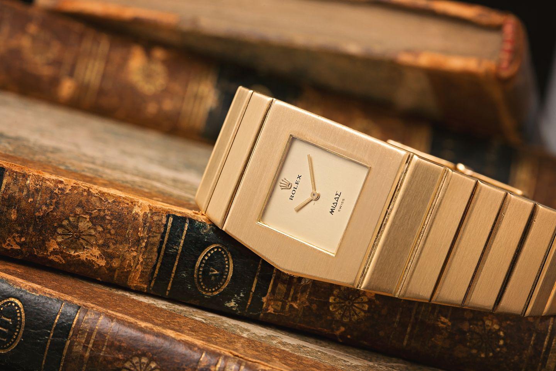 Designed by Gérald Genta: The Rolex King Midas - Bob's Watches