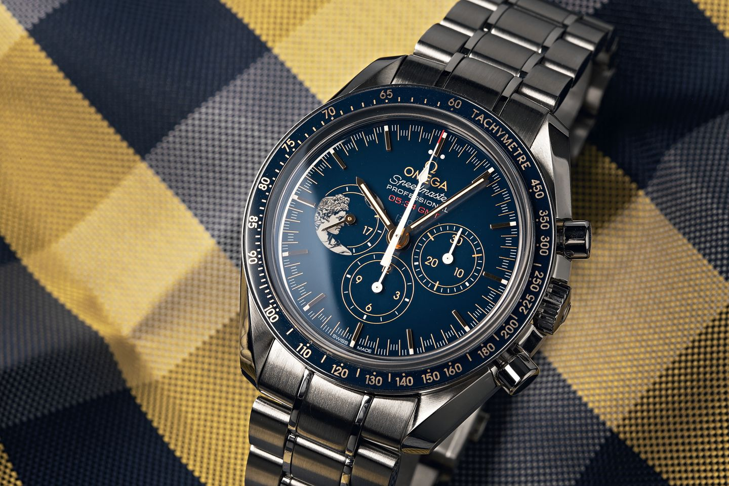 Speedmaster Anniversary Moon Watch