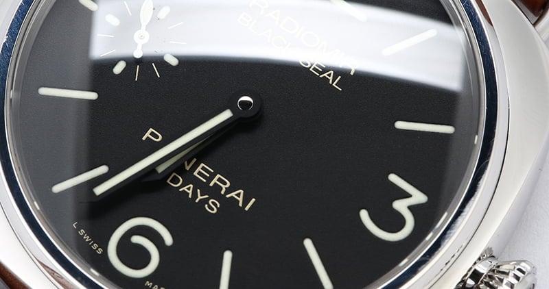 Panerai Radiomir Black Seal 8 Days PAM609