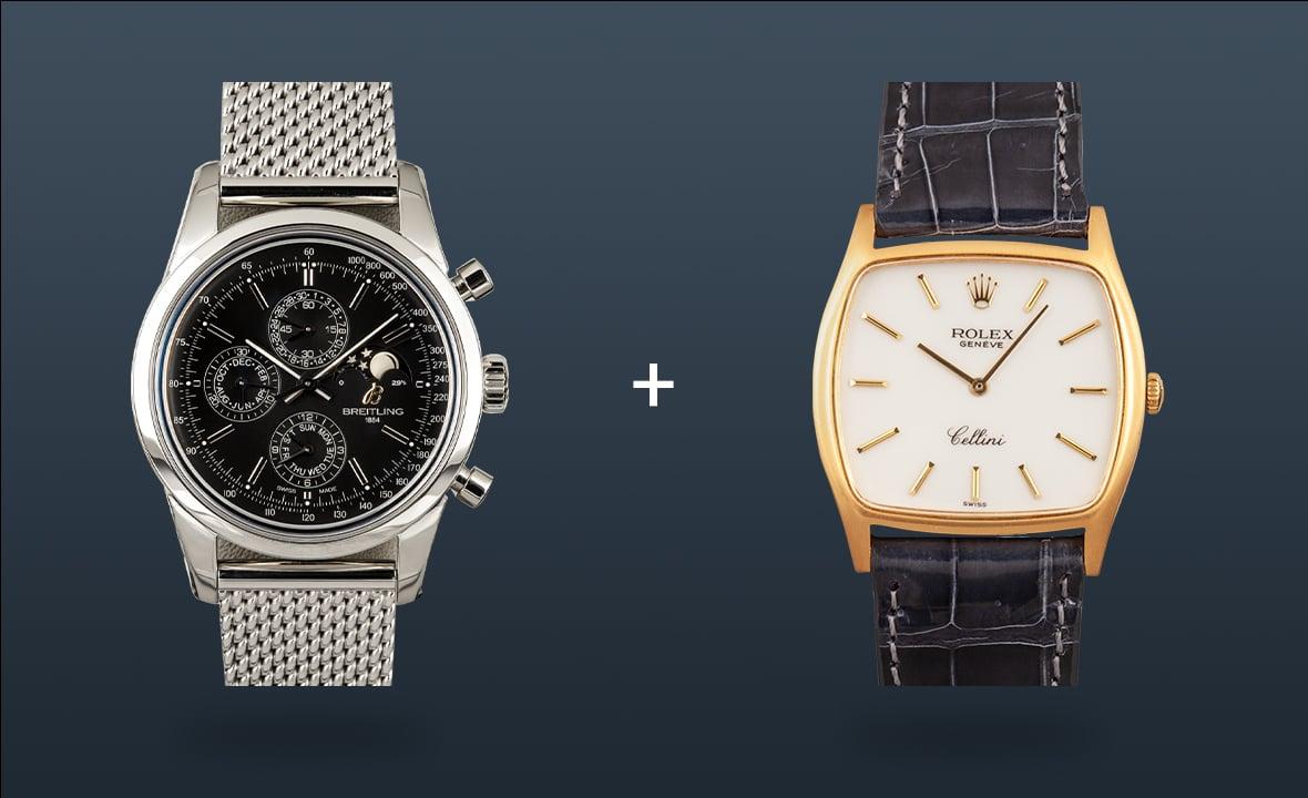 Rolex Watches Cellini Perpetual Calendar