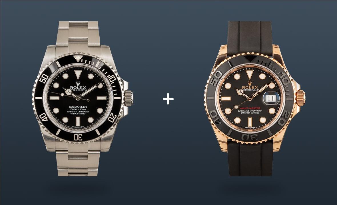 Rolex Watches Submariner Oysterflex Bracelet