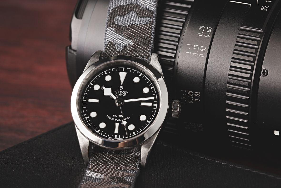Tudor Watches History Tudor Black Bay 36