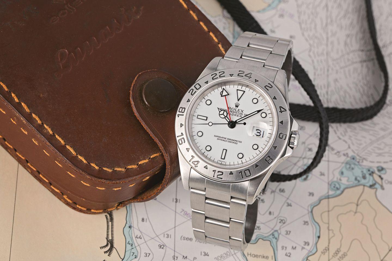 Notable Rolex Styles - Polar Explorer