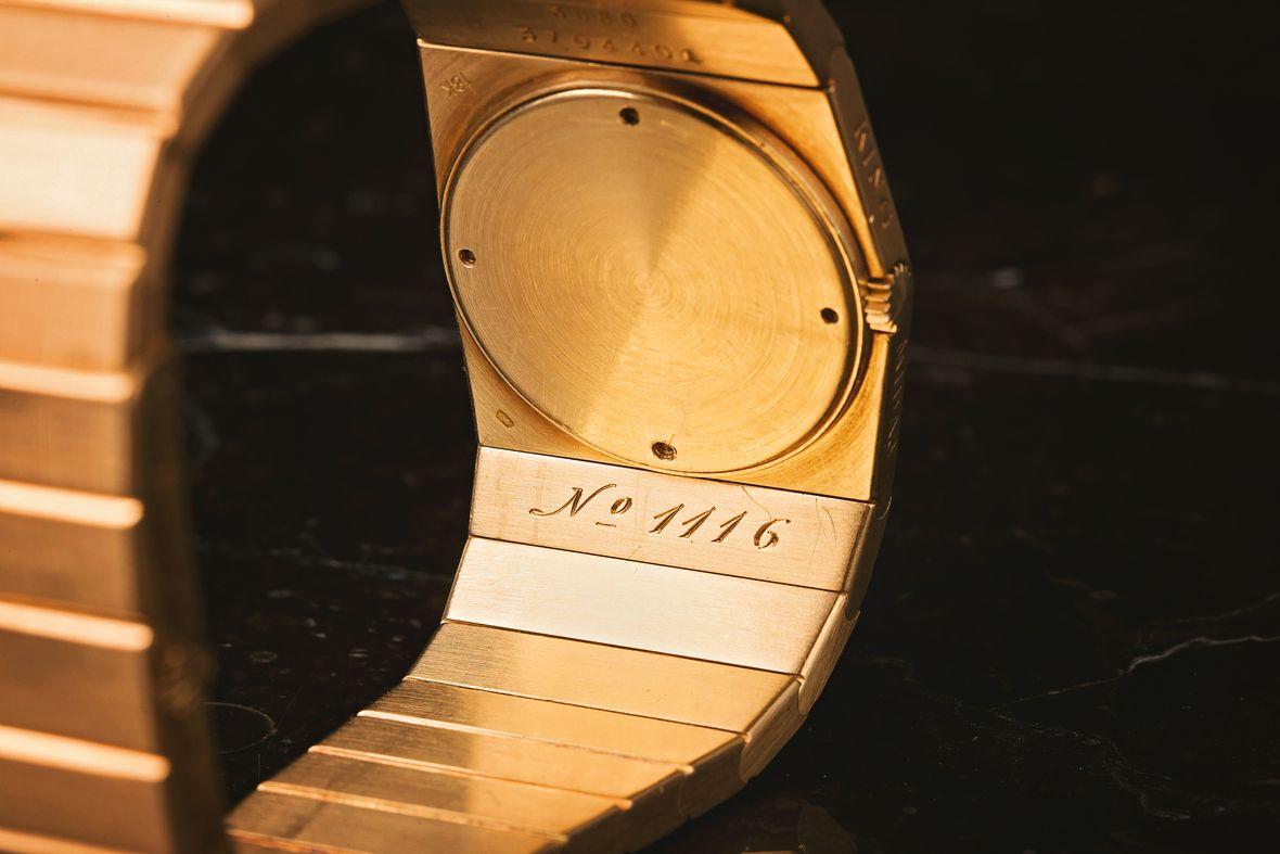 Rolex King Midas Limited Edition Gold Watch